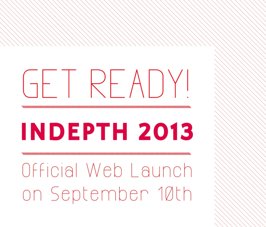 Official Web Launch Poster