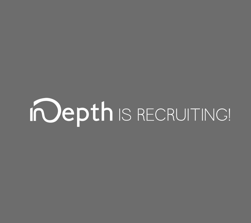 INDePth is Recruiting!