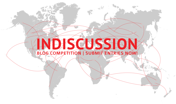 INDiscussion: Blog Competition. Submit Entries Now!