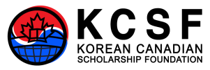 Korean Canadian Scholarship Foundation Logo