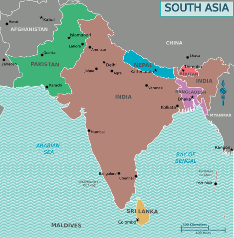 map_of_south_asia
